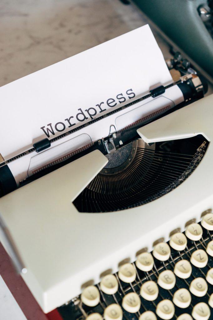 wordpress theme templates